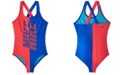 Nike Big Girls 1-Pc. Rift Crossback Swimsuit
