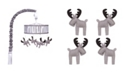 Trend Lab Moose Musical Crib Mobile