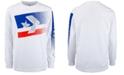 Converse Big Boys Bitmap Star Chevron Logo T-Shirt