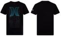 Hurley Little Boys Logo-Print Cotton T-Shirt