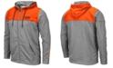 Colosseum Men's Oklahoma State Cowboys Nelson Full-Zip Hooded Sweatshirt