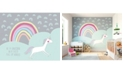 ohpopsi Unicorn Wall Mural