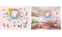"ohpopsi Kittycorn Wall Mural, 118"" x 94"""