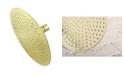 Kingston Brass Victorian Shower Head in Polished Brass