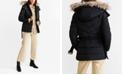 MANGO Detachable Hood Down Alternative Coat