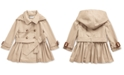 Polo Ralph Lauren Baby Girls High Density Cotton Trench Coat