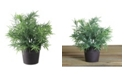 Northlight Potted Artificial Grass Plant
