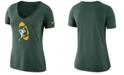 Nike Women's Green Bay Packers Historic Logo T-Shirt