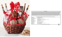 Mrs. Prindables 11-Pc. Grand Holiday Caramel Apple Gift Basket