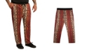 Mvp Collections By Mo Vaughn Productions MVP Collections Men's Big & Tall Chain Print Jogger