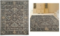 """KM Home CLOSEOUT! 3562/0041/LIGHTBROWN Cantu Brown 5'3"""" x 7'3"""" Area Rug"""