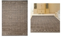 "KM Home CLOSEOUT! 3564/0042/LIGHTBROWN Cantu Brown 7'10"" x 10'6"" Area Rug"