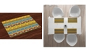 Ambesonne Aztec Place Mats, Set of 4