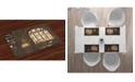 Ambesonne Gothic Place Mats, Set of 4
