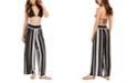 Lauren Ralph Lauren Striped Pull-On Cover-Up Pants