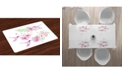 Ambesonne Hummingbirds Place Mats, Set of 4