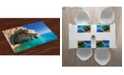 Ambesonne Greece Place Mats, Set of 4
