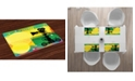 Ambesonne Movie theater Place Mats, Set of 4
