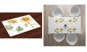 Ambesonne Watercolor Place Mats, Set of 4