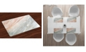 Ambesonne Marble Place Mats, Set of 4