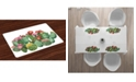 Ambesonne Cactus Place Mats, Set of 4