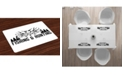 Ambesonne Hunting Place Mats, Set of 4