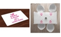 Ambesonne Keep Calm Place Mats, Set of 4