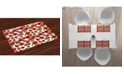 Ambesonne Apple Place Mats, Set of 4