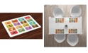 Ambesonne Alcohol Place Mats, Set of 4