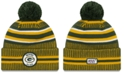 New Era Green Bay Packers Home Sport Knit Hat