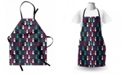 Ambesonne Abstract Animals Art Apron