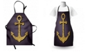 Ambesonne Anchor Apron