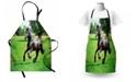 Ambesonne Horses Apron