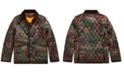 Polo Ralph Lauren Big Boy's Quilted Car Coat