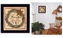 Trendy Decor 4U Trendy Decor 4U Families are Forever by Linda Spivey, Ready to hang Framed Print Collection