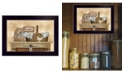 Trendy Decor 4U Trendy Decor 4U Family Still Life By Linda Spivey, Printed Wall Art, Ready to hang Black Frame Collection
