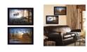 "Trendy Decor 4U Trendy Decor 4U Passing Through Collection By Jim Hansen, Printed Wall Art, Ready to hang, Black Frame, 20"" x 14"""