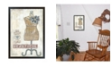 Trendy Decor 4U Trendy Decor 4U Beautiful By Annie LaPoint, Printed Wall Art, Ready to hang Collection