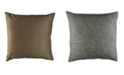 "Mar de Doce Home Decor Sand Sky Decorative Pillow 23"" X 23"""