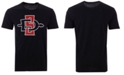 Top of the World New Agenda Men's San Diego State Aztecs Big Logo T-Shirt