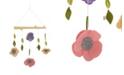 ED Ellen Degeneres Painterly Floral Ceiling Mobile