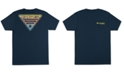 Columbia Men's Cassel PFG Triangle Logo Graphic T-Shirt