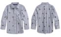 Polo Ralph Lauren Little Girls Sweater Bear Cotton Shirt