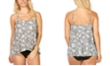 Island Escape Snaked Printed Cape Town Tankini  & Bottoms, Created For Macy's