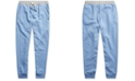 Polo Ralph Lauren Big Boys Twill Terry Jogger Pants