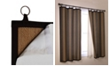 Versailles Home Fashions Sulatg Thermal Ler for Bamboo Grommet Top Panels