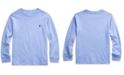 Polo Ralph Lauren Little Boys Cotton Long-Sleeve T-Shirt