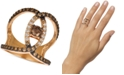 Le Vian Diamond Ven Statement Ring (1-1/5 ct. t.w.) in 14k Rose Gold