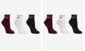 DKNY 3 Pack Half Cushion Anklet  Socks, Online Only