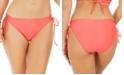 Hula Honey Juniors' Adjustable Bikini Bottoms, Created for Macy's